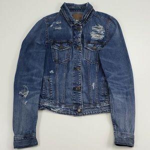 American Eagle Destroy Denim Jacket
